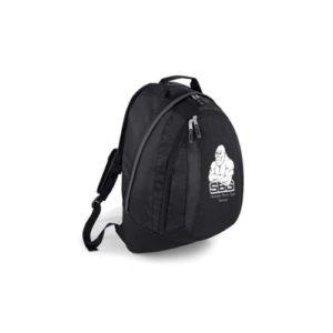 SBG IRELAND CLASSIC SCHOOLBAG - JET BLACK